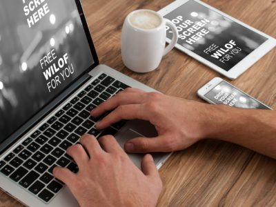 Promocja firmy usługowej w internecie